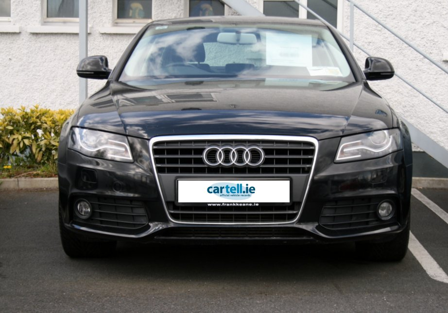 used car review audi a4 2009 2013 cartell car check. Black Bedroom Furniture Sets. Home Design Ideas