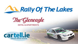 2013 Cartell.ie International Rally of the Lakes