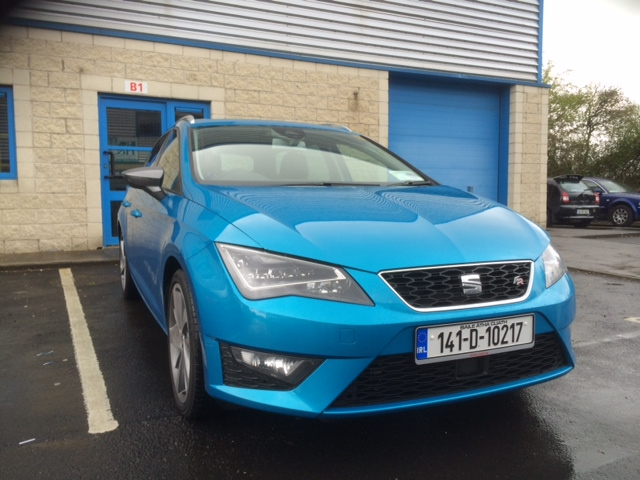 Seat Leon ST FR  Practical Fast and Great Value  Cartell Car Check