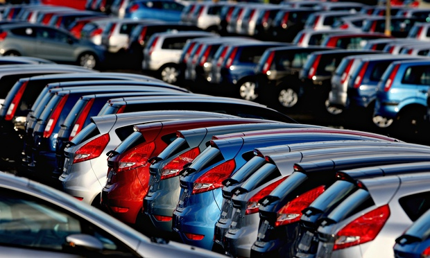 UK new car sales rise for 29th consecutive month
