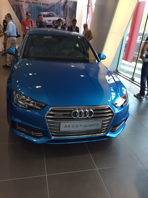 Cartellie Drives The 2016 Audi A4 Cartell Car Check