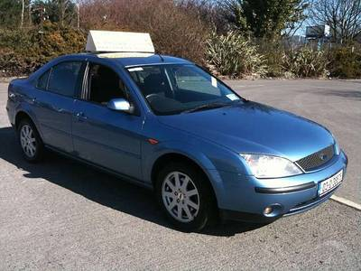 ford mondeo 2950