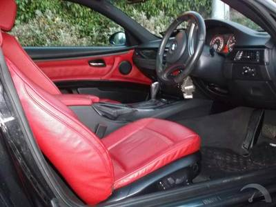 red leather interior cartell car check. Black Bedroom Furniture Sets. Home Design Ideas