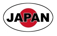 japanese_flag_oval_car_magnet