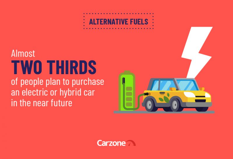 Carzone Motoring Report - Alternative Fuels