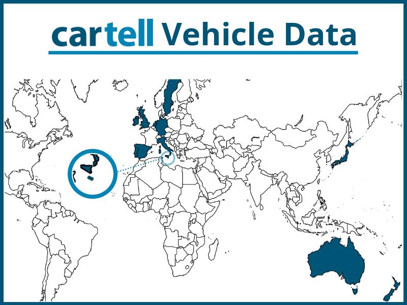 Cartell Business Solutions - Worldwide Vehicle Data