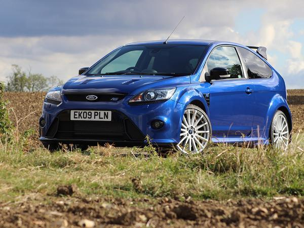 Do Cars Appreciate - MK2 Ford Focus RS