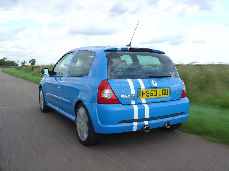 Do Cars Appreciate - Renault Clio 182