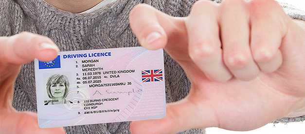 UK Drivers License - BREXIT