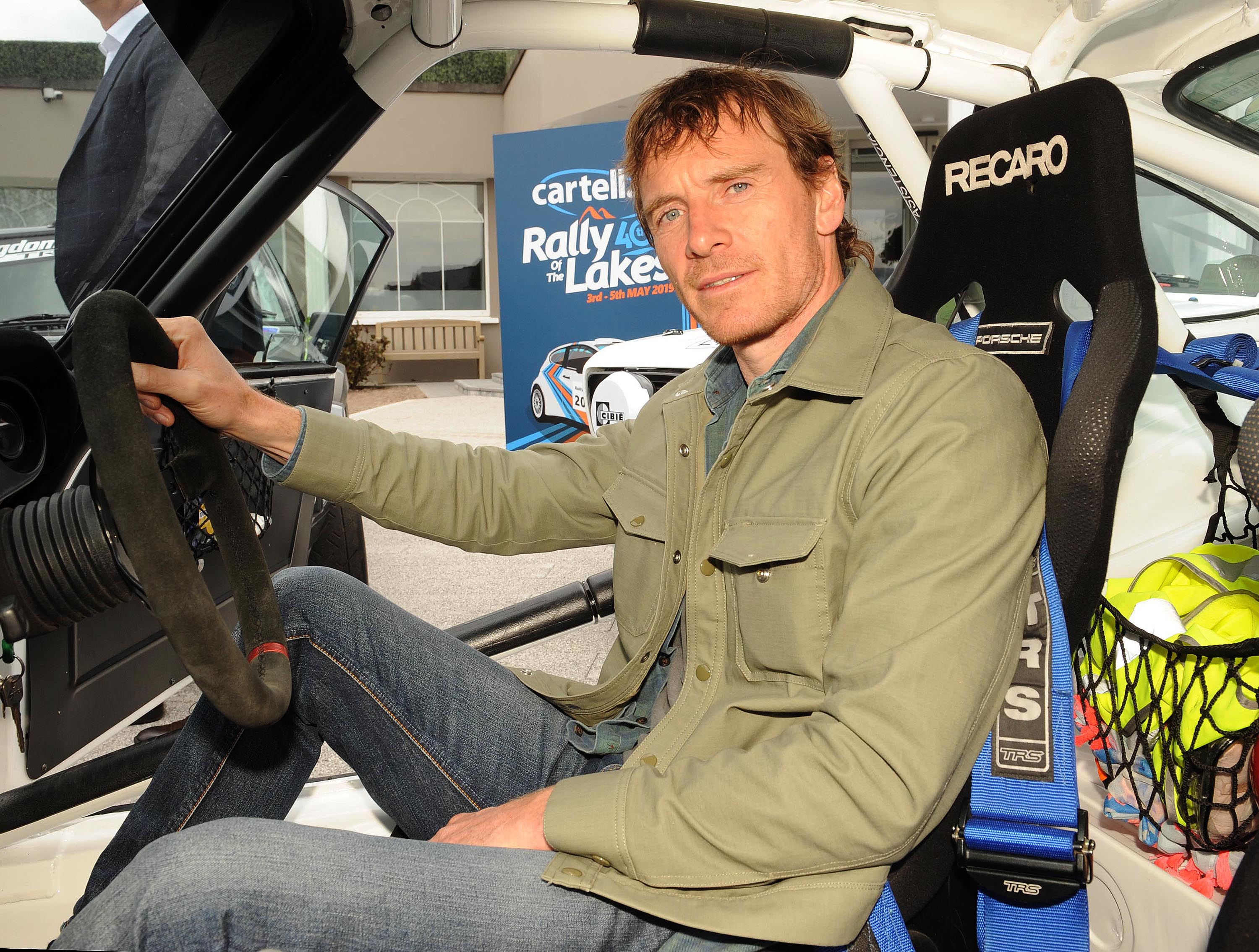 Cartell.ie Rally of the Lakes & Michael Fassbender