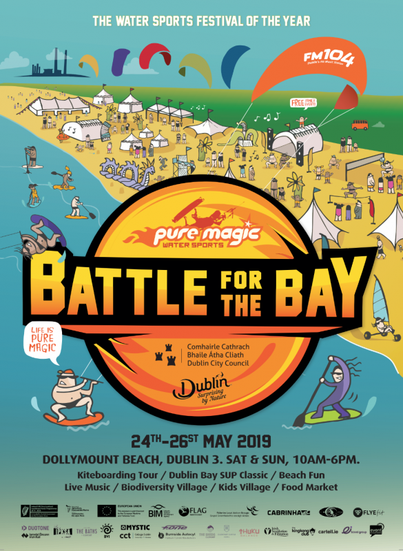 Battle for the bay-2019-Cartell.ie
