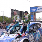 Craig Breen & Paul Nagle win the Cartell.ie Rally of the Lakes
