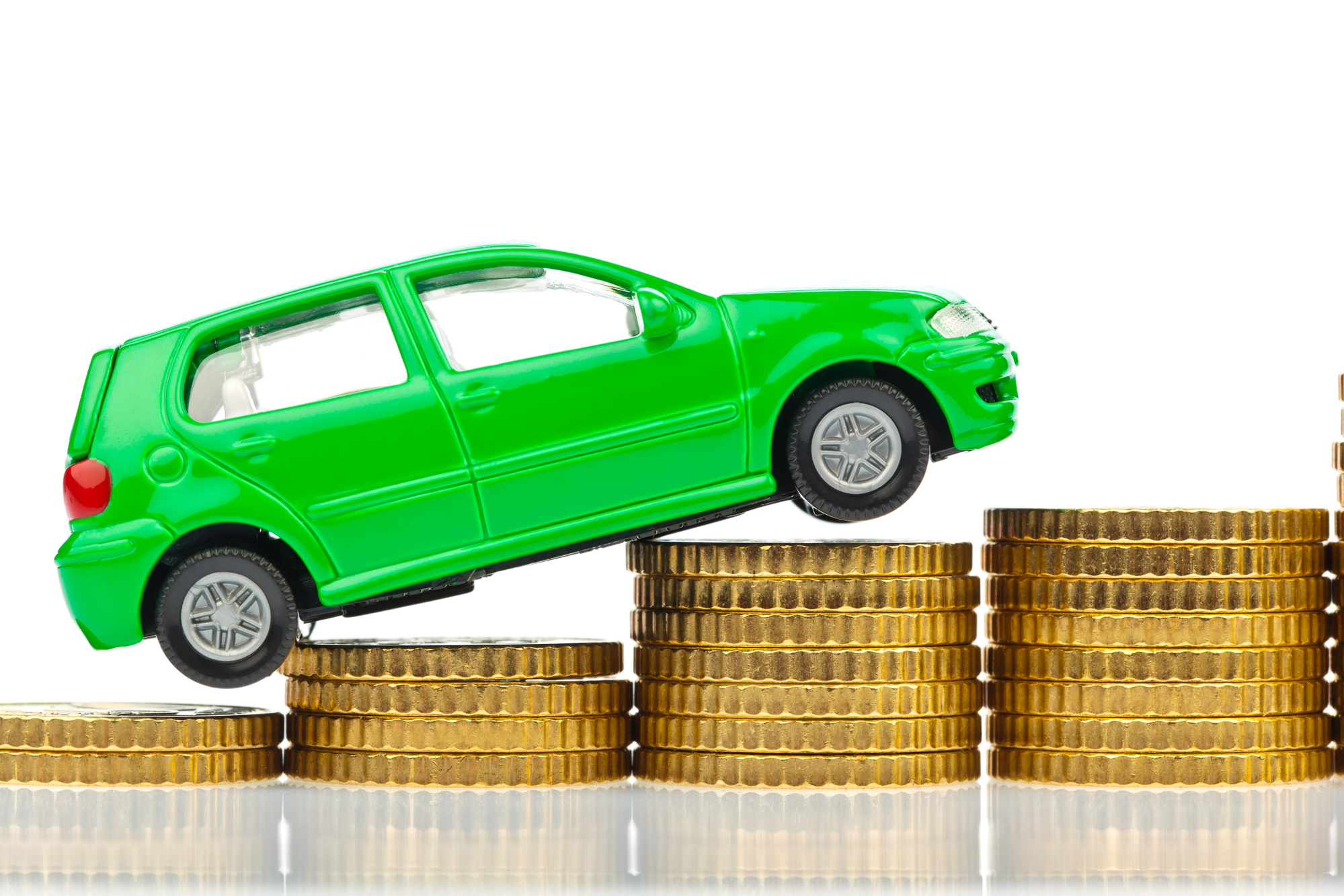 high number of vehicles sold with finance outstanding